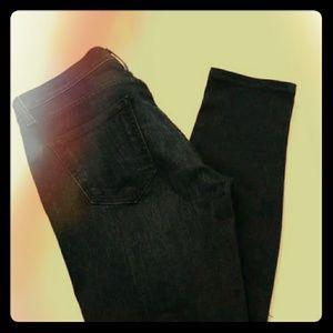 Current/Elliot dark blue jean